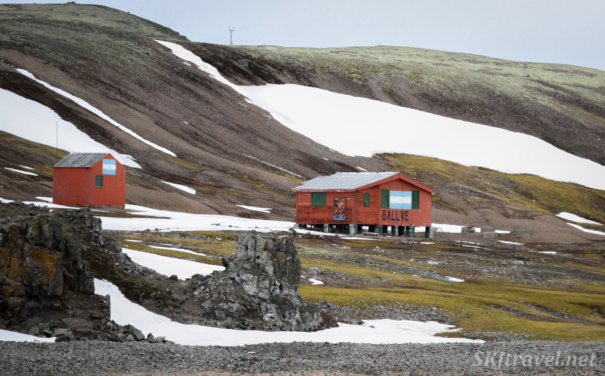 Argentina research station, Antarctica.
