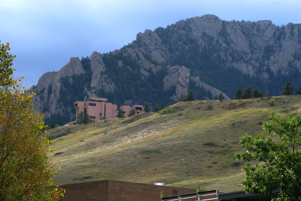 National Center for Atmospheric Research, Boulder, Colorado.