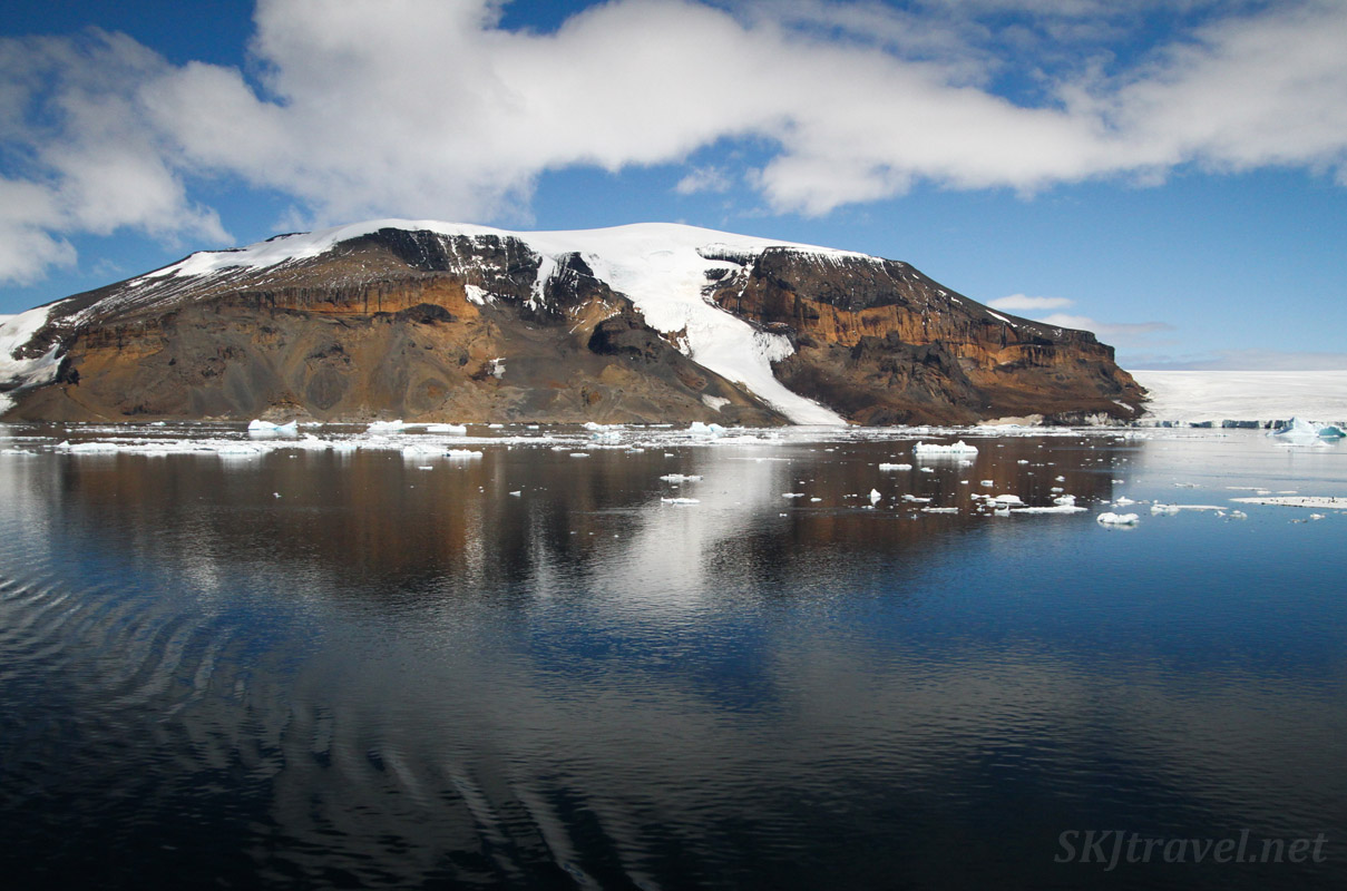 Brown Bluff, Antarctic Sound.