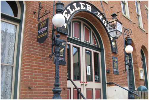 The Teller House, Central City, Colorado